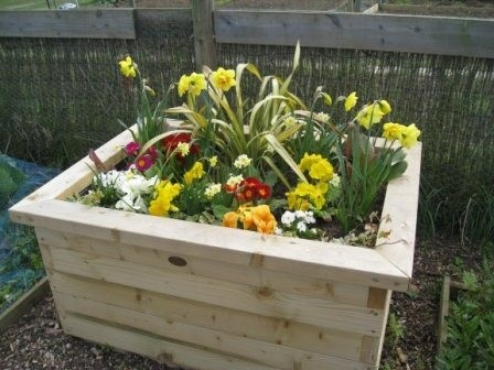 Big Planters – Get ready for spring!
