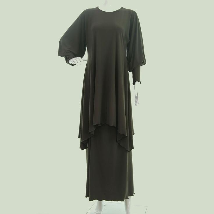 Lycran Baju Kurung...
