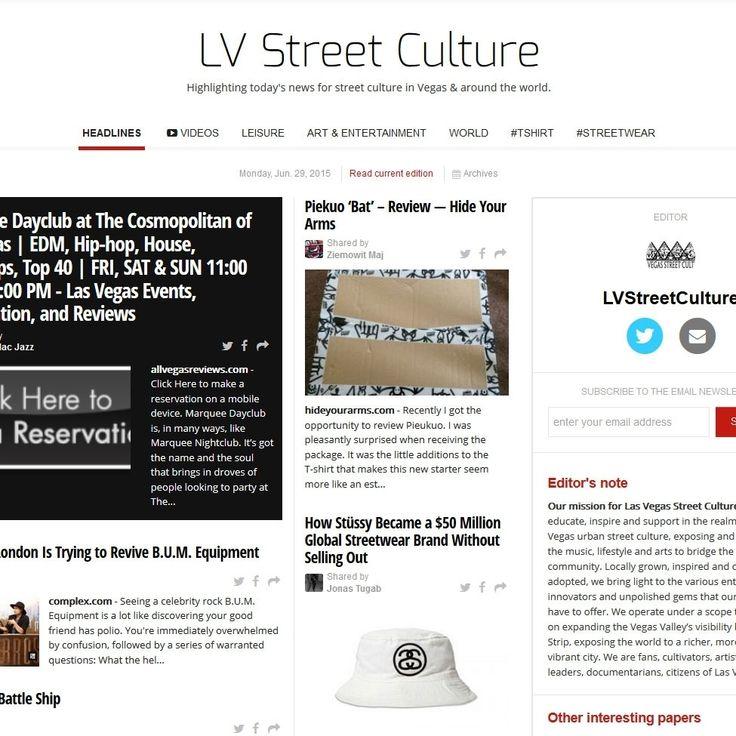 Koszulki Piekuo.com mają fanów w Las Vegas  #funandrebel #media #streetwear #piekuo #stylizacje  #sport  #moda #tshirt #koszulka #polskidesign