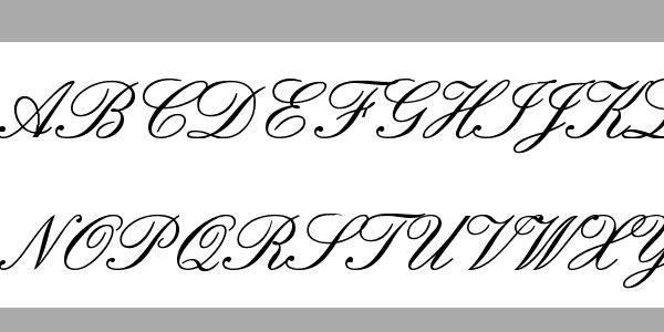 30 Best Calligraphy Fonts For Designers Stunning