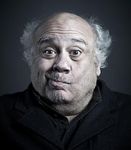 Danny DeVito by Andy Gotts