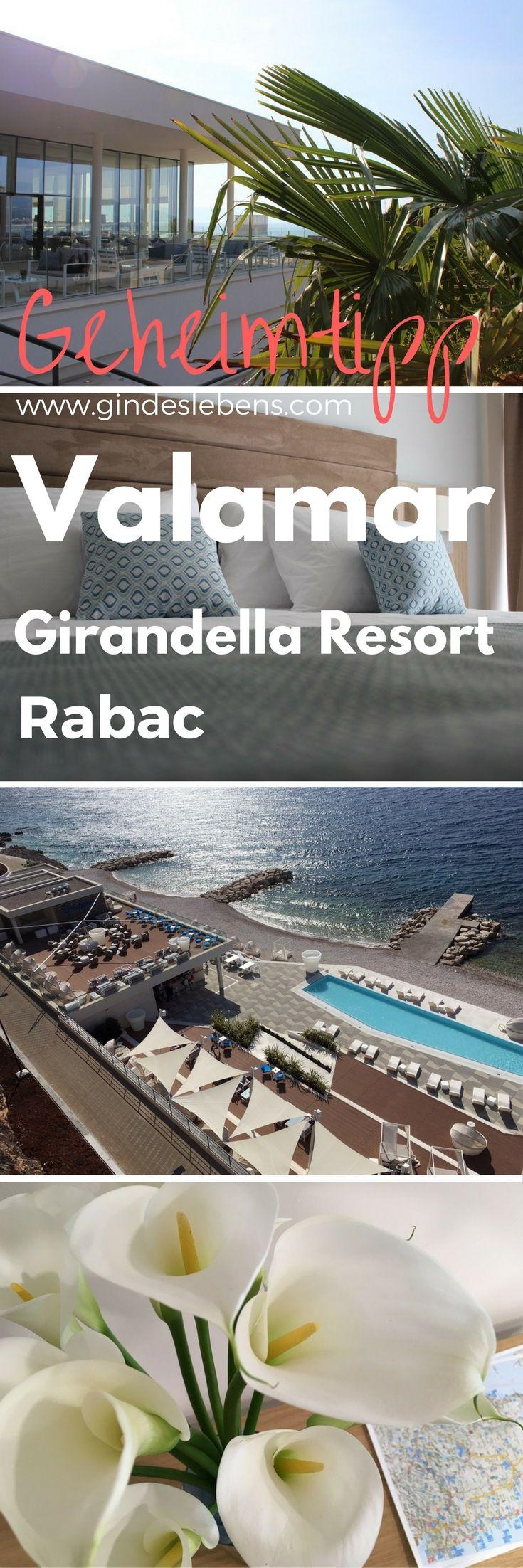 Neuer Koratien Geheimtipp: Valamar Girandella Resort Rabac - das Resort ist traumhaft schön und wurde erst im Juni 2017 neu eröffnet.