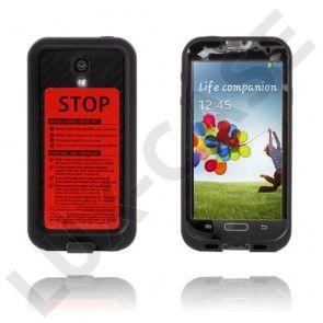 Surfer (Sort) Samsung Galaxy S4 Vandtæt cover