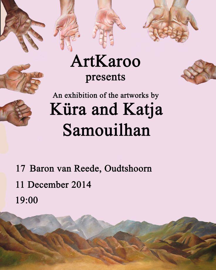 Art Exhibition in Oudtshoorn... 11 December 2014.