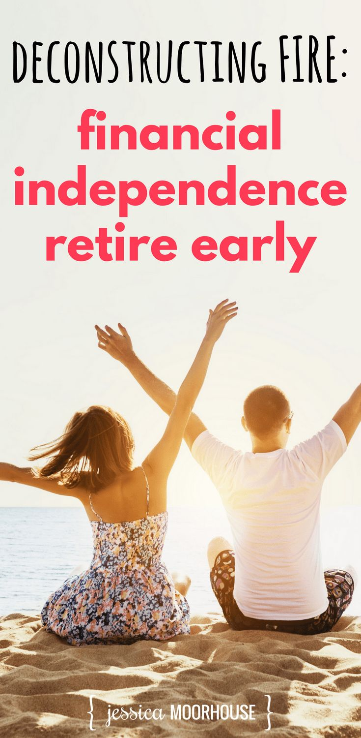 FIRE | Financial independence retire early | Financial freedom | Early retirement | Retirement | Saving money | Personal finance #financialindependence