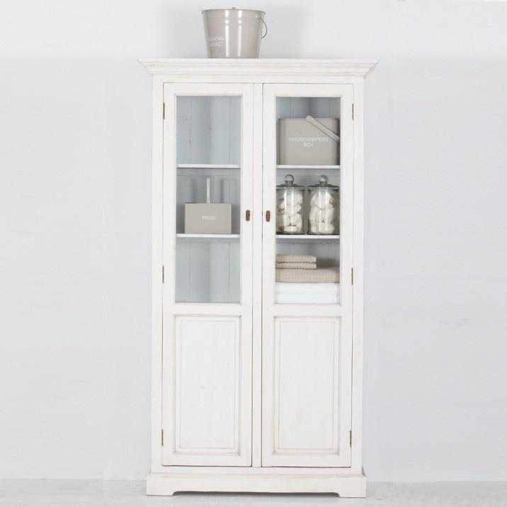 Villa White Linen Press