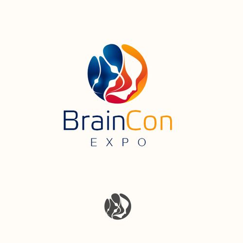 State-of-the-art logo for state-of-the-art nonprofit! Help revolutionize Brain Con Expo  Design by killpixel :: 24/7