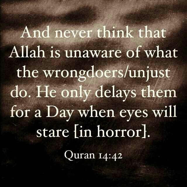 Ya Allah. This gives me goosebumps. I can't believe how easy it is for one to commit a major sin without a second thought. We have to keep reminding ourselves that we aren't immortal and to better ourselves to prepare for that day we return to Him.