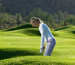 Golfer benefits from #chiropractic for hip pain.