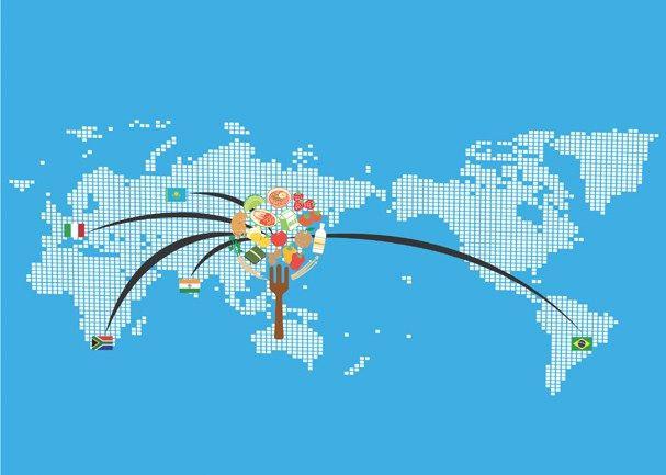 aT abre escritório no Brasil para promover alimentos coreanos