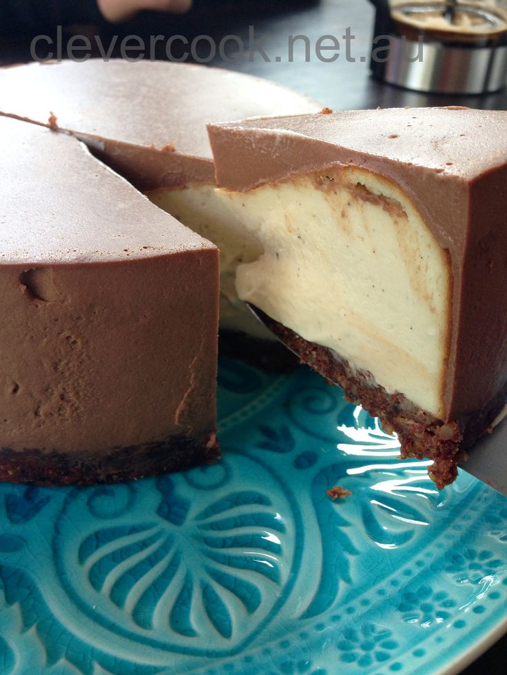 "Thermomix ""I Can't believe It's Not Cheesecake"" Cheesecake! by Clever Cook"