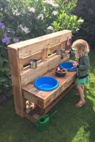 5 lustige Spielideen für Kinder im Freien Woudapen