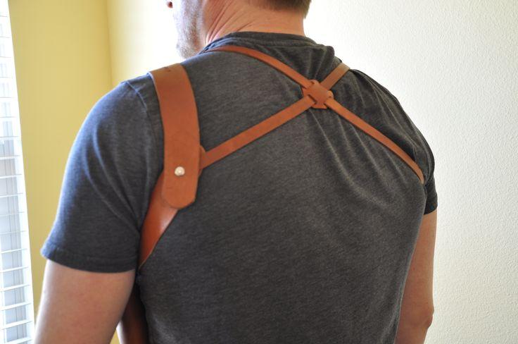 Woodson Leather - Shoulder Holster