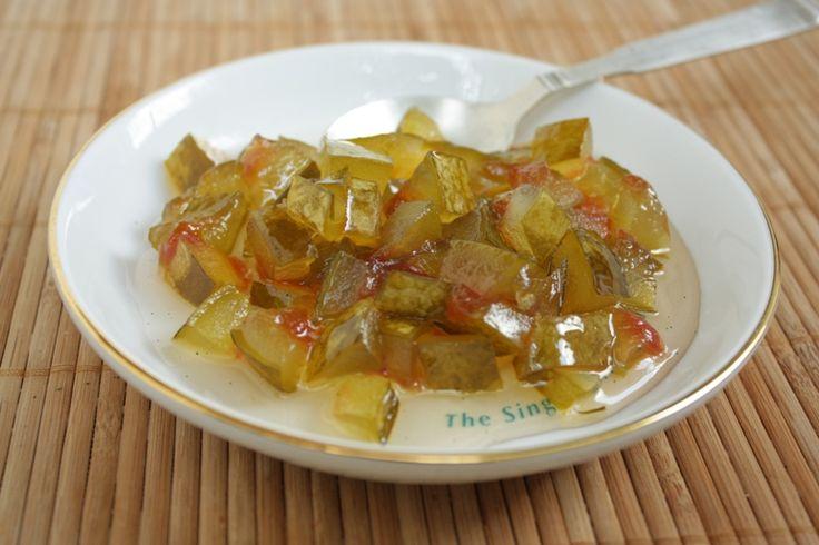 Dulceaţă din coji de pepene verde « Desert « Rețete Și Povești « Farfuridi, mâncare cu suflet!