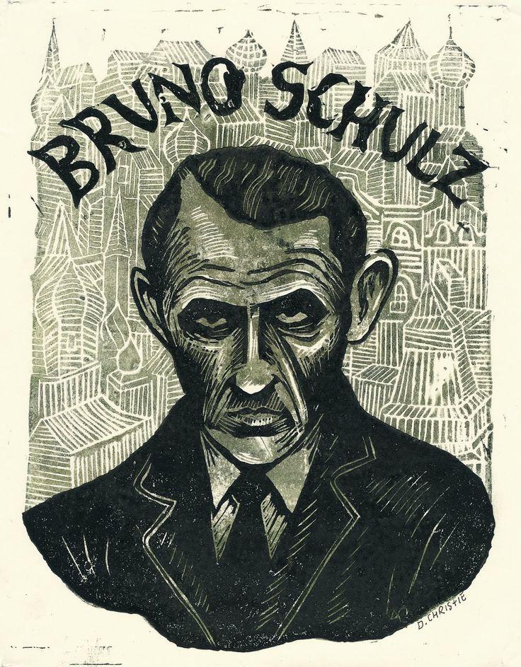 Bruno Schultz (1892-1942). Geboren in Drohobytsch war war ein polnischer Schriftsteller, Literaturkritiker, Graphiker, Zeichner und Opfer des Holocaust.
