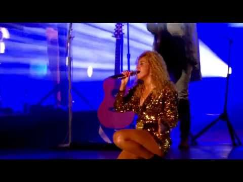 Halo - Beyonce Live HD   Once upon a time I loved and I believed, but gravity pulled me back down to the ground again.