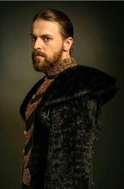 Muhteşem Yüzyıl Kösem Metin Akdülger as Sultan Murad in Muhtesem Yuzyil Kosem