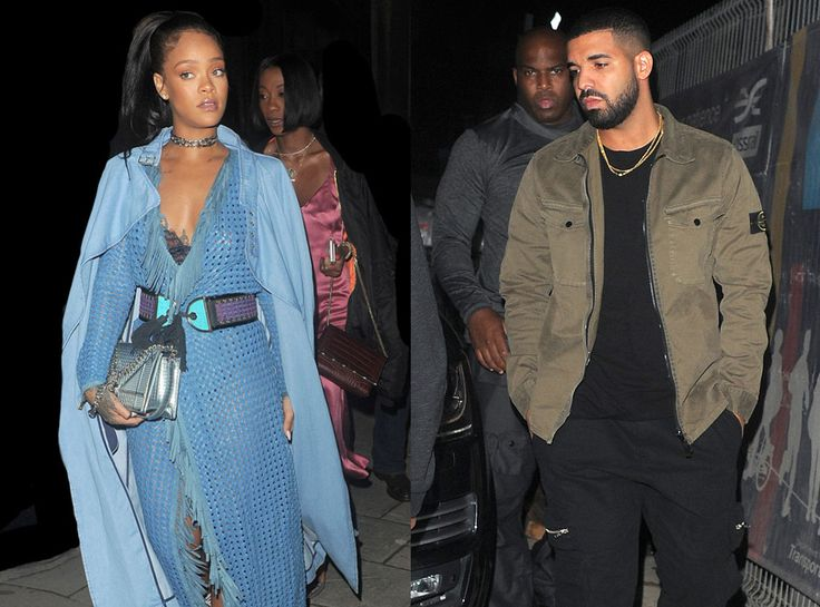 8 Reasons Why Rihanna and Drake Could Be the Next Beyoncé and Jay Z   E! News