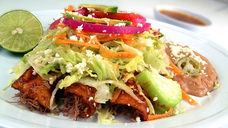 Delicious_Enchiladas# - When was the last time you had a tasty enchilada#? They make a great meal for either lunch or dinner#.