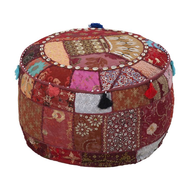 Shop Surya  POUF-90 Pouf Ottoman at Lowe's Canada. Find our selection of poufs at the lowest price guaranteed with price match + 10% off.