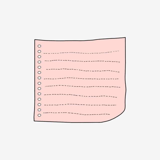 Pink Sticky Note Paper Png And Psd Pink Sticky Notes App Icon Snapchat Logo
