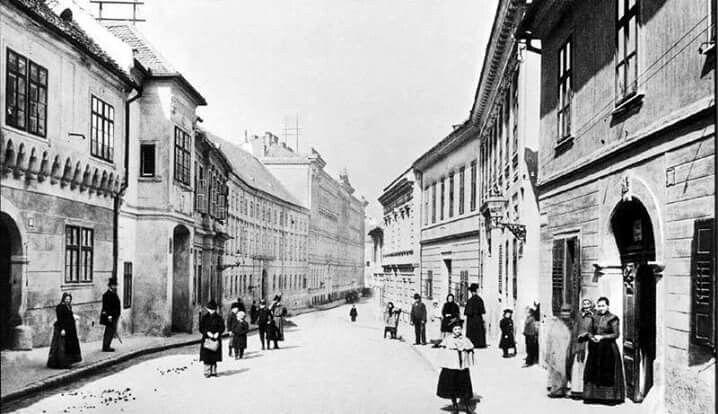 1895. Országház utca