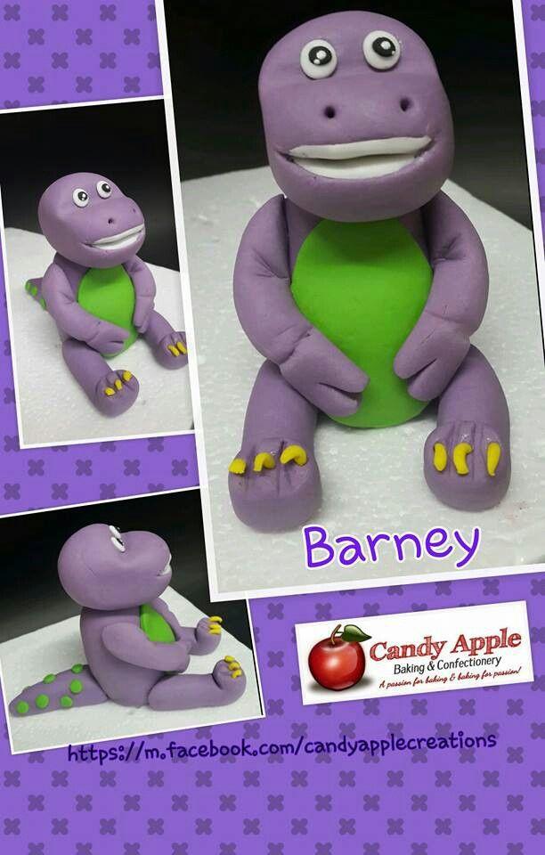 Barney https://m.facebook.com/candyapplecreations