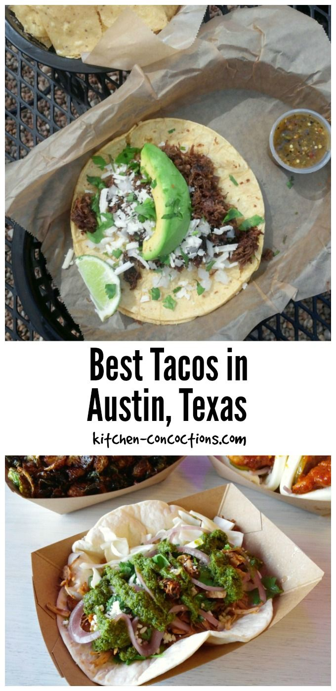 Austin's Best Tacos - If you are an Austin native or planning to travel to Austin for spring break, SXSW, ACL or for summer vacation, then you MUST check out this extensive guide to the best tacos in Austin, Texas!