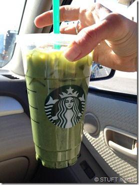 Starbucks green tea latte at home