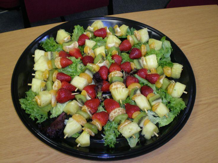 Seasonal Fruit Platter - www.tboc.co.za
