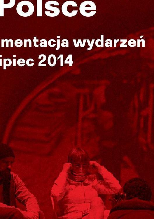 """#ClippedOnIssuu from """"Golgota Picnic"""" w Polsce. Dokumentacja wydarzeń maj-lipiec 2014"""