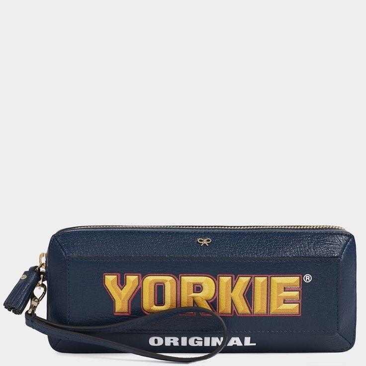 Yorkie clutch