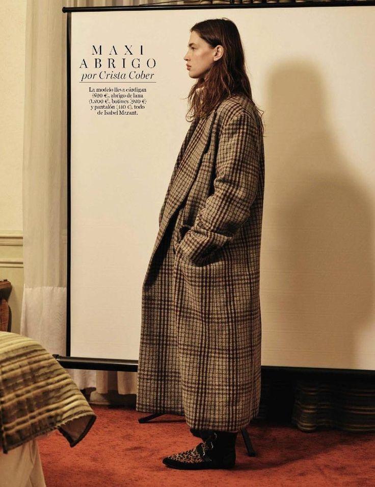 Isabel Marant Flint coat @wendelavandijk_shop