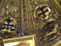 Resultado de imagen de iglesia templaria santa maria la blanca españa