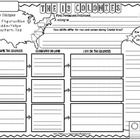 The 13 Colonies: if you are studying the thirteen colonies,  then this poster will fit right into your lessons.