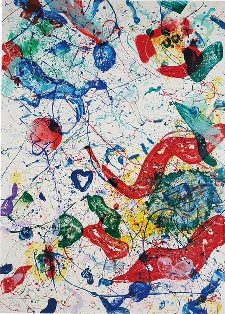Sam Francis | Untitled (1986) | Available for Sale | Artsy
