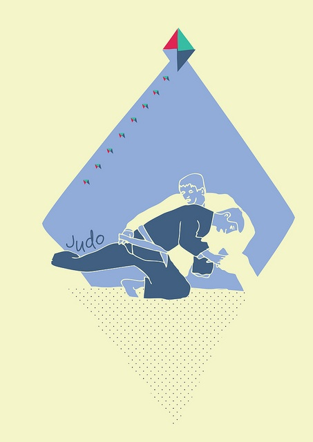 Summer Olympic Sports : Judo
