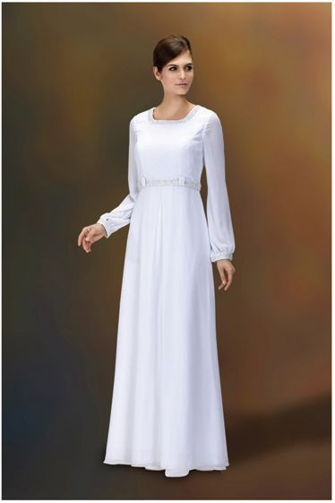 Temple Dresses - A Dressy Occasion - Sophisticated Dresses and Gowns Designed with Modesty in Mind for Weddings, Bridesmaids, Prom, Formals, Shabbos, Quinceanera, Pageants, Muslim Events, LDS Temple, etc.