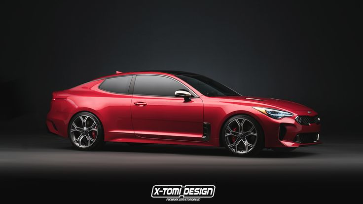 A New Possible Kia Stinger As A Coupe The newKia Stingerwas unveiled at this week's Detroit Auto Show. It'll be an exciting sedan that will definitely impress the buyers. The question is: as it is a four-door sedan (or better-said, a five-door since it is a liftback), wouldn't it be better as a coupe? It's a debatable subject as...