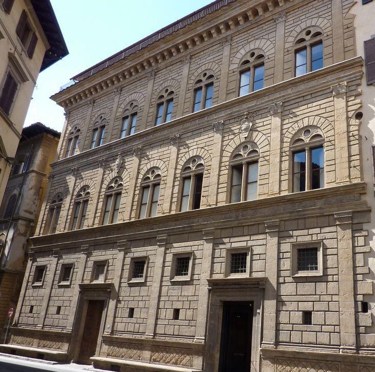 15 palazzo rucellai florence giovanni di bernardo rucellai was an italian humanist who - I giardini di palazzo rucellai ...