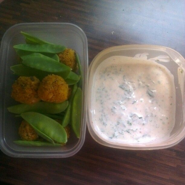 Lady from a tramp: Foodie Friday : Slimming World Syn Free Falafel & Herb yoghurt dip