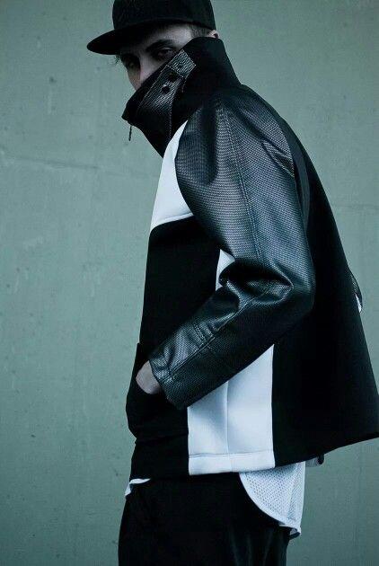 Man Streetwear collection - design Roxana Nesfintu