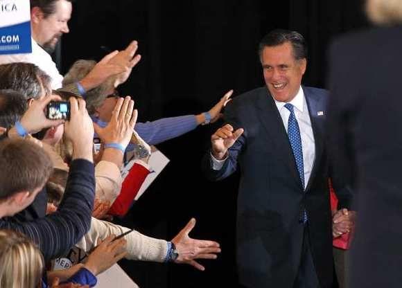 Super tuesday Mitt Romney picks up another win in Idaho