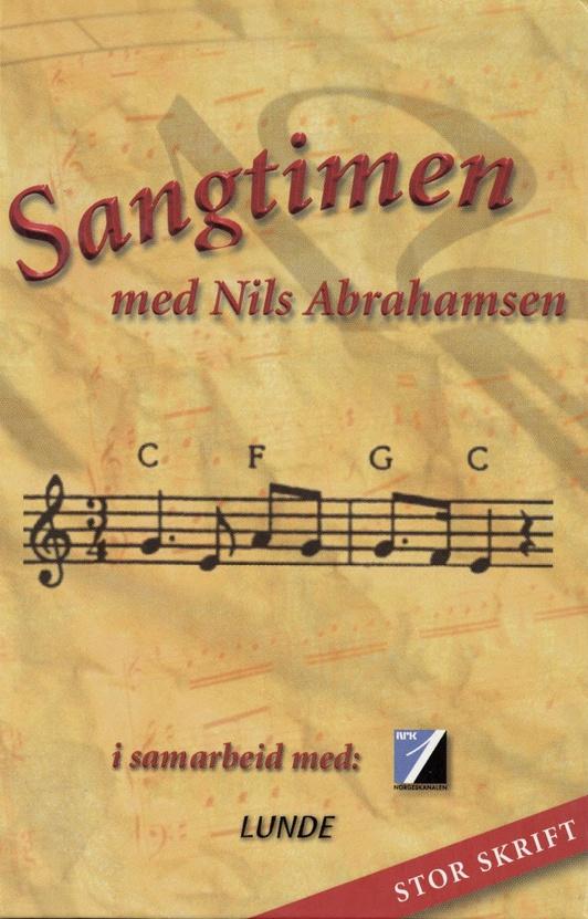 """Sangtimen... med egne kapittler som heter """"Sang om insekter"""" og """"Sanger om jenter""""."""