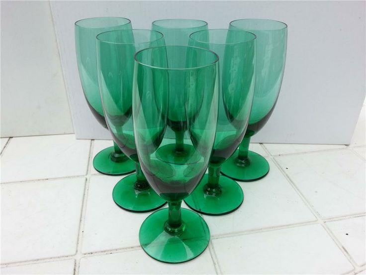 6 VINGLAS, LORRY, REIJMYRE, GLAS på Tradera.