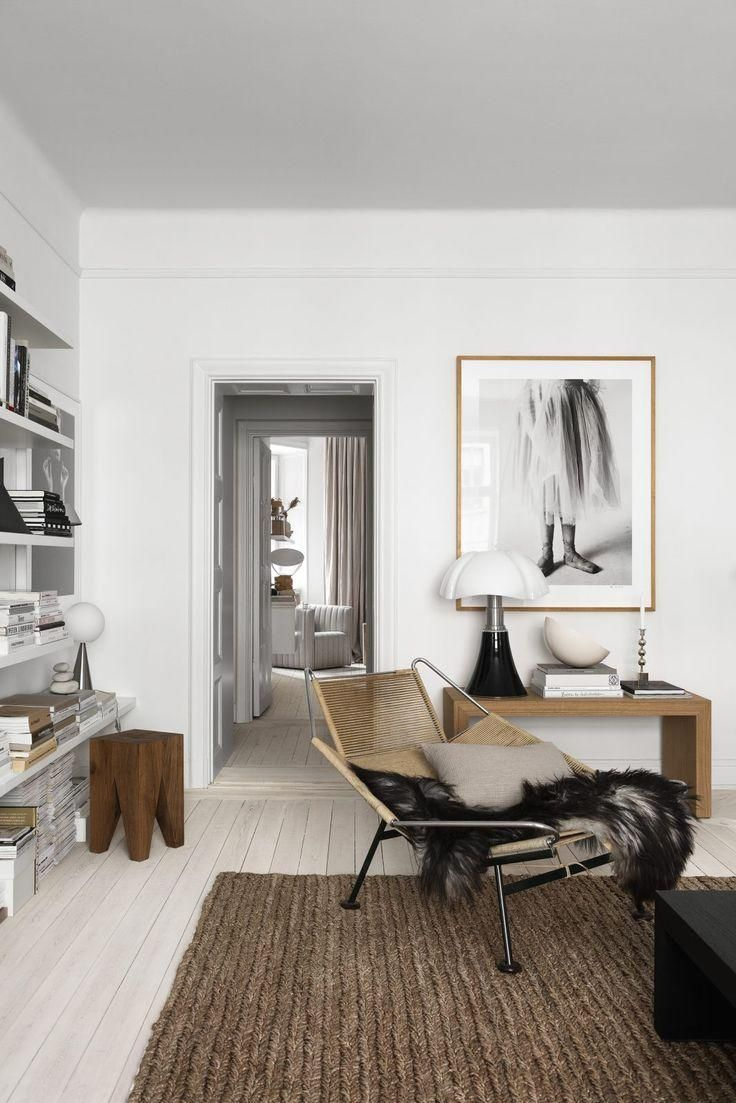 Tour The Elegant And Design Filled Stockholm Home Of Therese