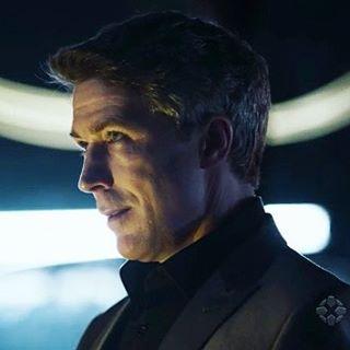 Aidan Gillen as Paul Serene in the forthcoming Quantum Break.
