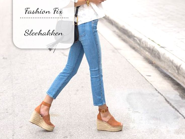 Fashion Fix: Sleehakken - My Simply Special