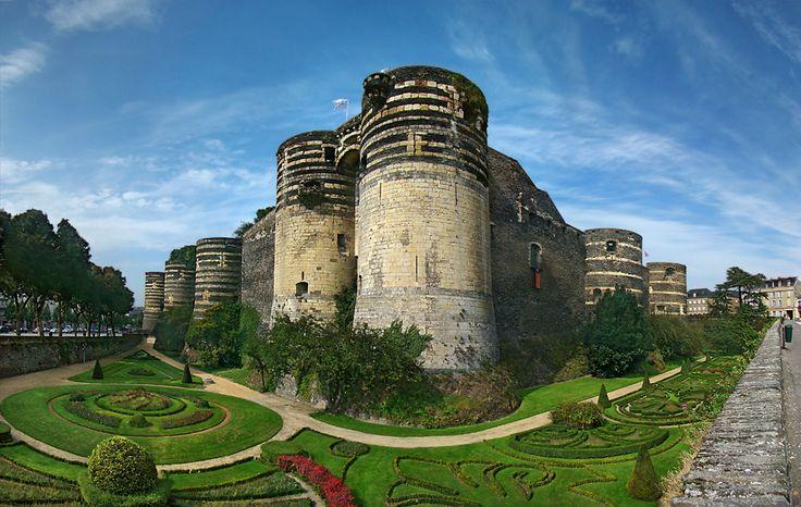 Château d'Angers 49000 Angers Anjou