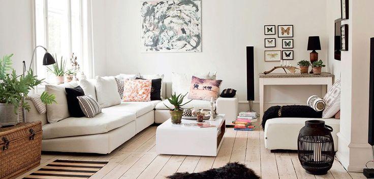 Las 25 mejores ideas sobre salones escandinavos en - Salones estilo escandinavo ...